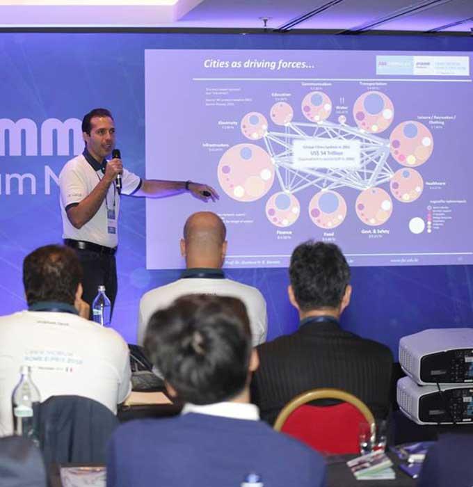 FEI participa de evento internacional sobre mobilidade autônoma