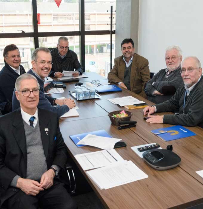 FEI apresenta Plataforma de Inovação em Fórum de reitores das IES Jesuítas do Brasil