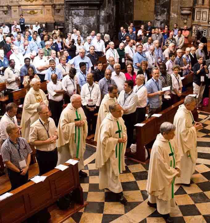 FEI participa de encontro mundial de instituições jesuítas