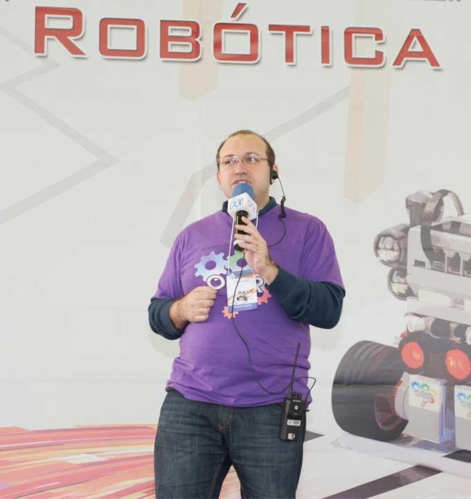 Docente da FEI é eleito membro do Conselho Internacional de Curadores da RoboCup Federation