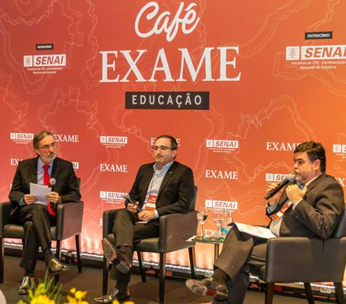 A formação do engenheiro do futuro é tema em evento da Revista Exame