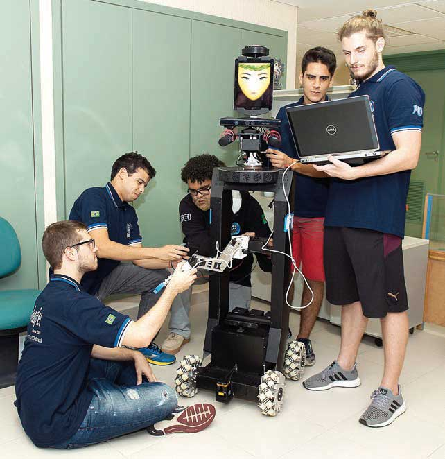 Tecnologia aliada à saúde