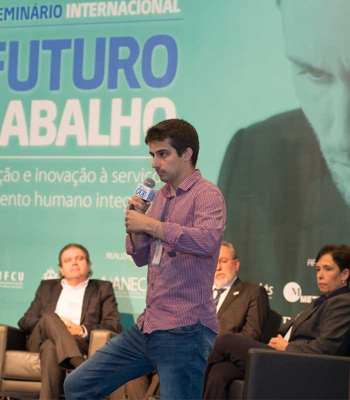 FEI sedia Seminário Internacional sobre o Futuro do Trabalho