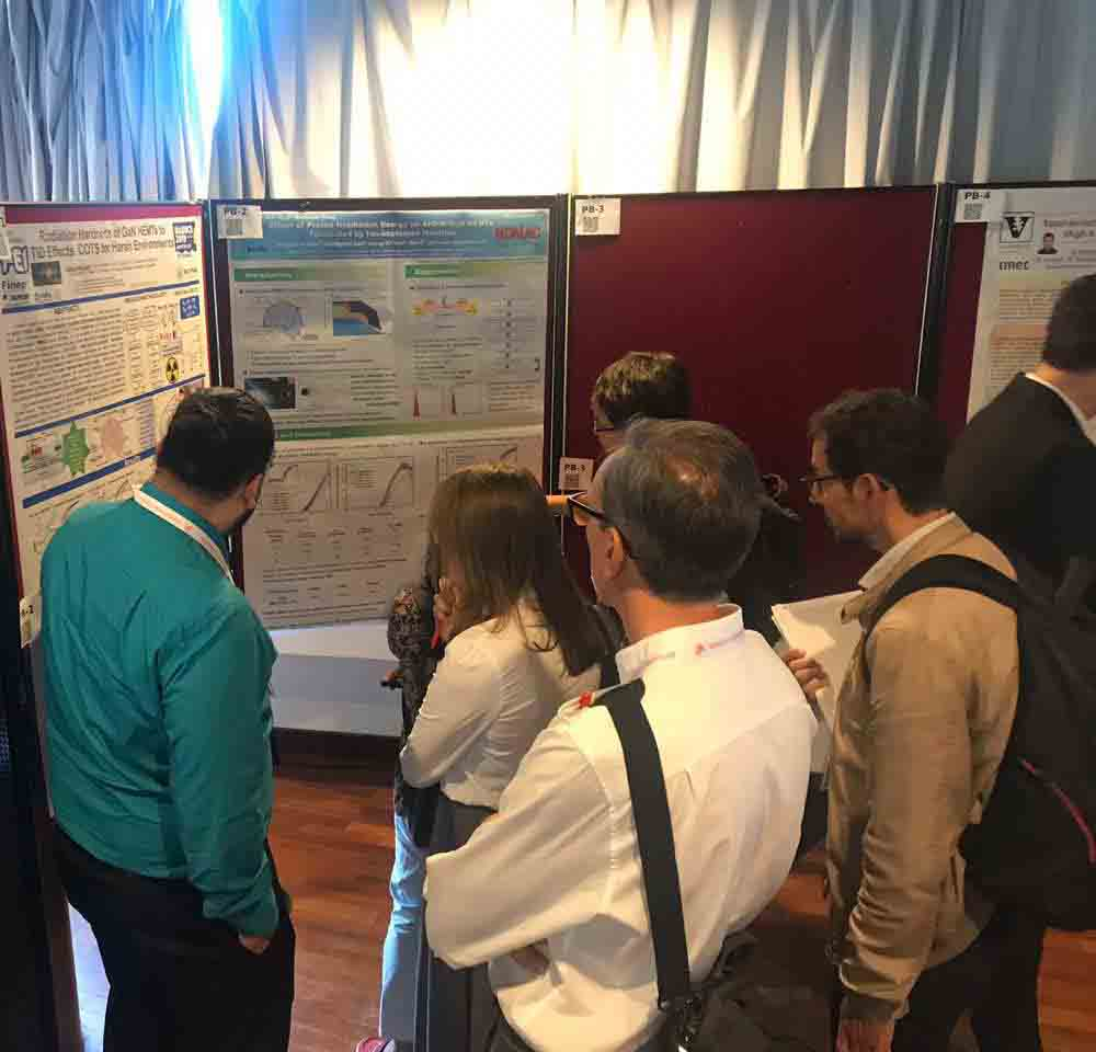 Mestrando da FEI recebe prêmio em evento internacional sobre radiação