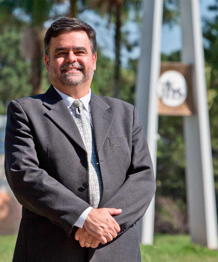 Reitor da FEI é eleito vice-presidente da AUSJAL