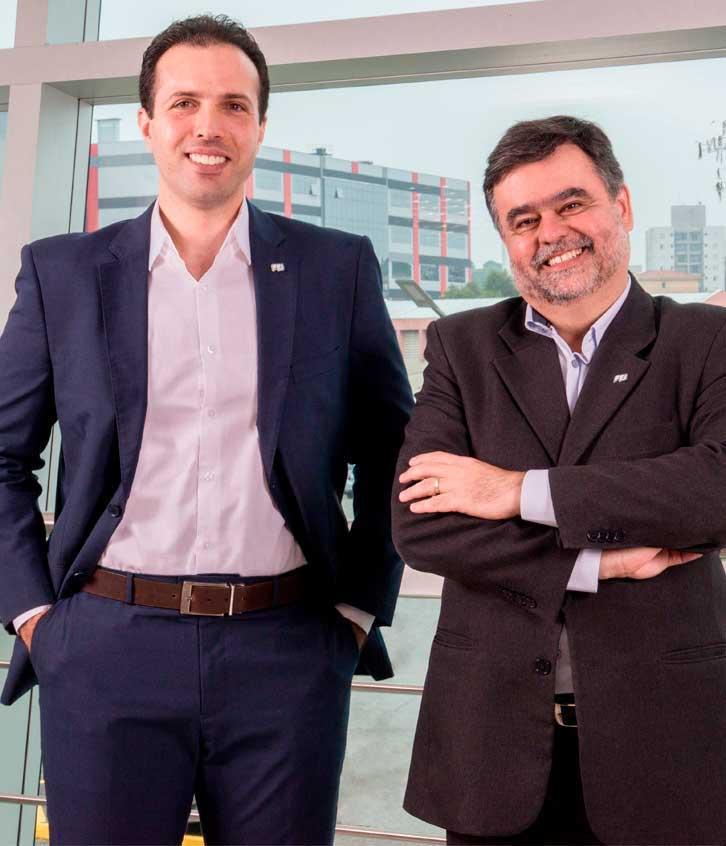Professor Dr. Gustavo Donato assume Reitoria  do Centro Universitário FEI