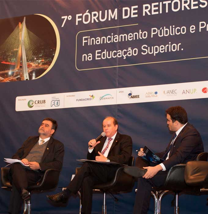 Financiamento estudantil é tema de Fórum realizado em São Paulo