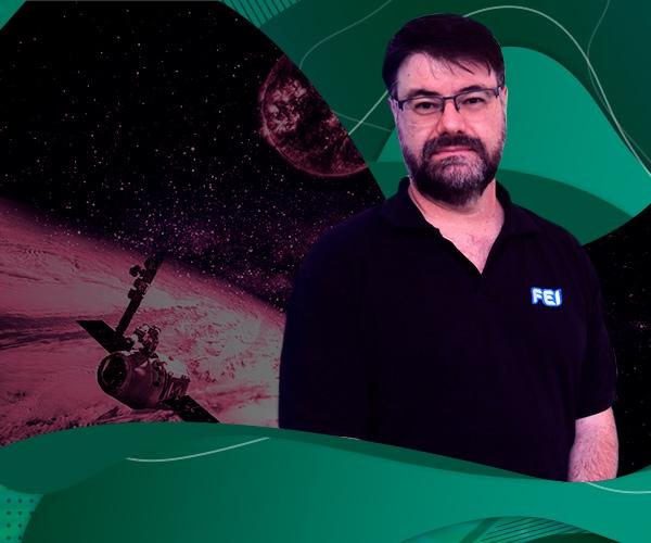 Prof. Cássio Barbosa, astrofísico da FEI, participa de reportagem exclusiva no portal R7.com