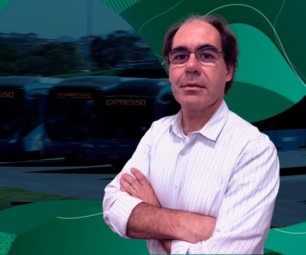 Professor Fernando Ribeiro, do Departamento de Eng. Civil da FEI, foi fonte para reportagem no DGABC