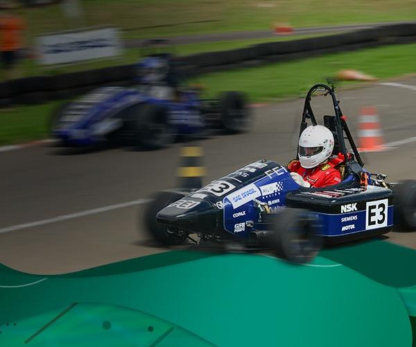 Equipe Fórmula FEI ganha destaque em reportagem especial no programa SP1
